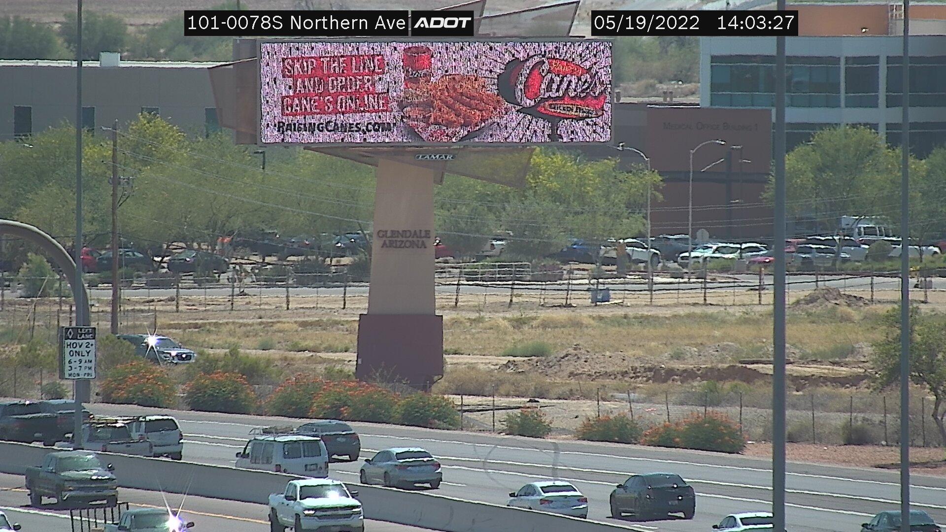 Northern SB (L101) (105) - Phoenix and Arizona