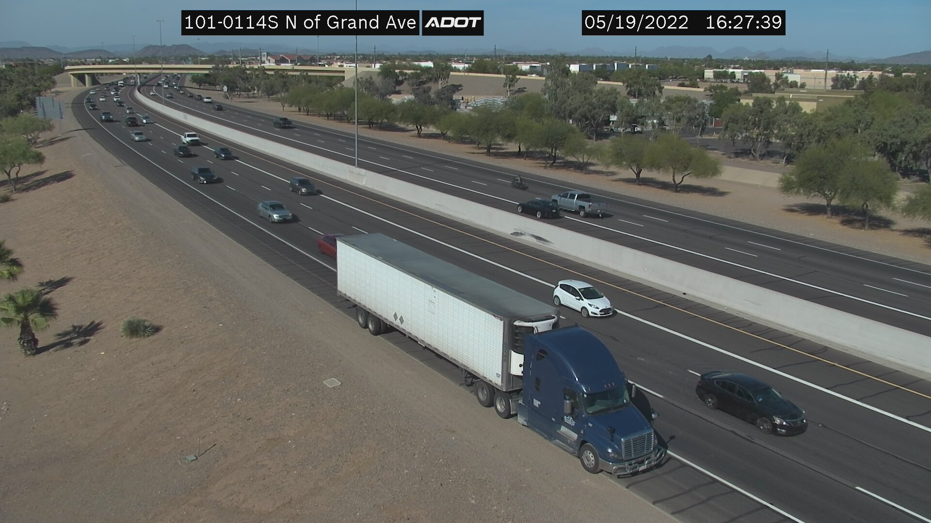 N of Grand SB (L101) (108) - Phoenix and Arizona