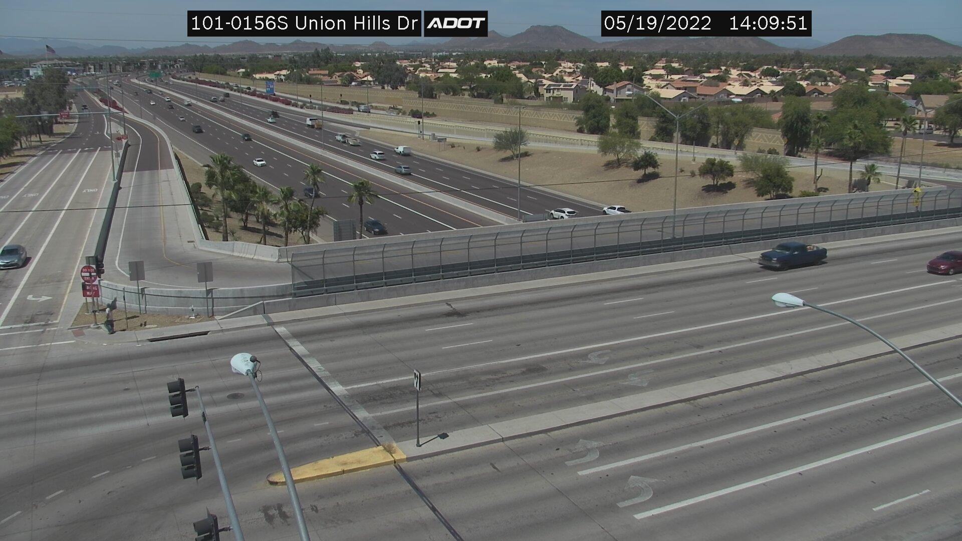 Union Hills SB (L101) (111) - Phoenix and Arizona