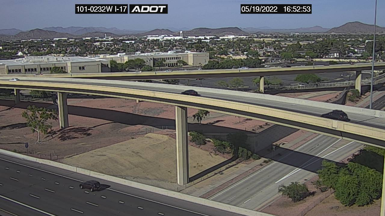 I-17 WB (L101) (114) - Phoenix and Arizona