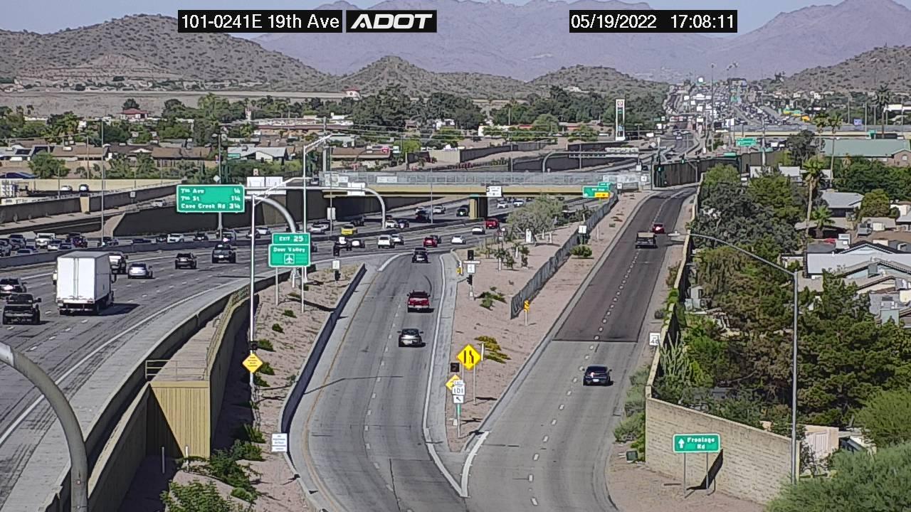 L101 EB 7th Ave EB (L101) (116) - Phoenix and Arizona