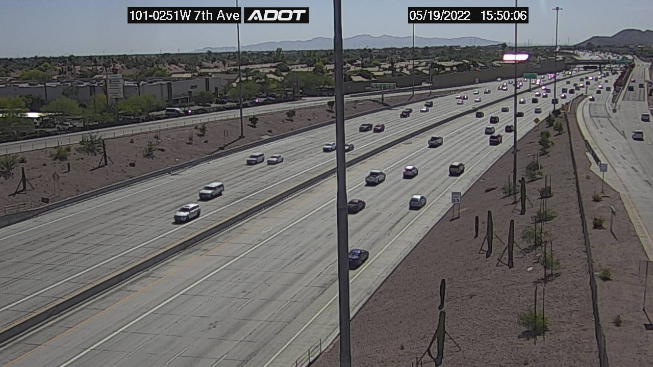 L101 WB 7th Ave WB (L101) (117) - Phoenix and Arizona