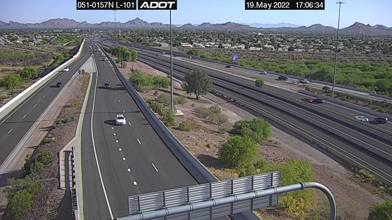 L101/SR51 Overpass M (L101) (122) - Phoenix and Arizona
