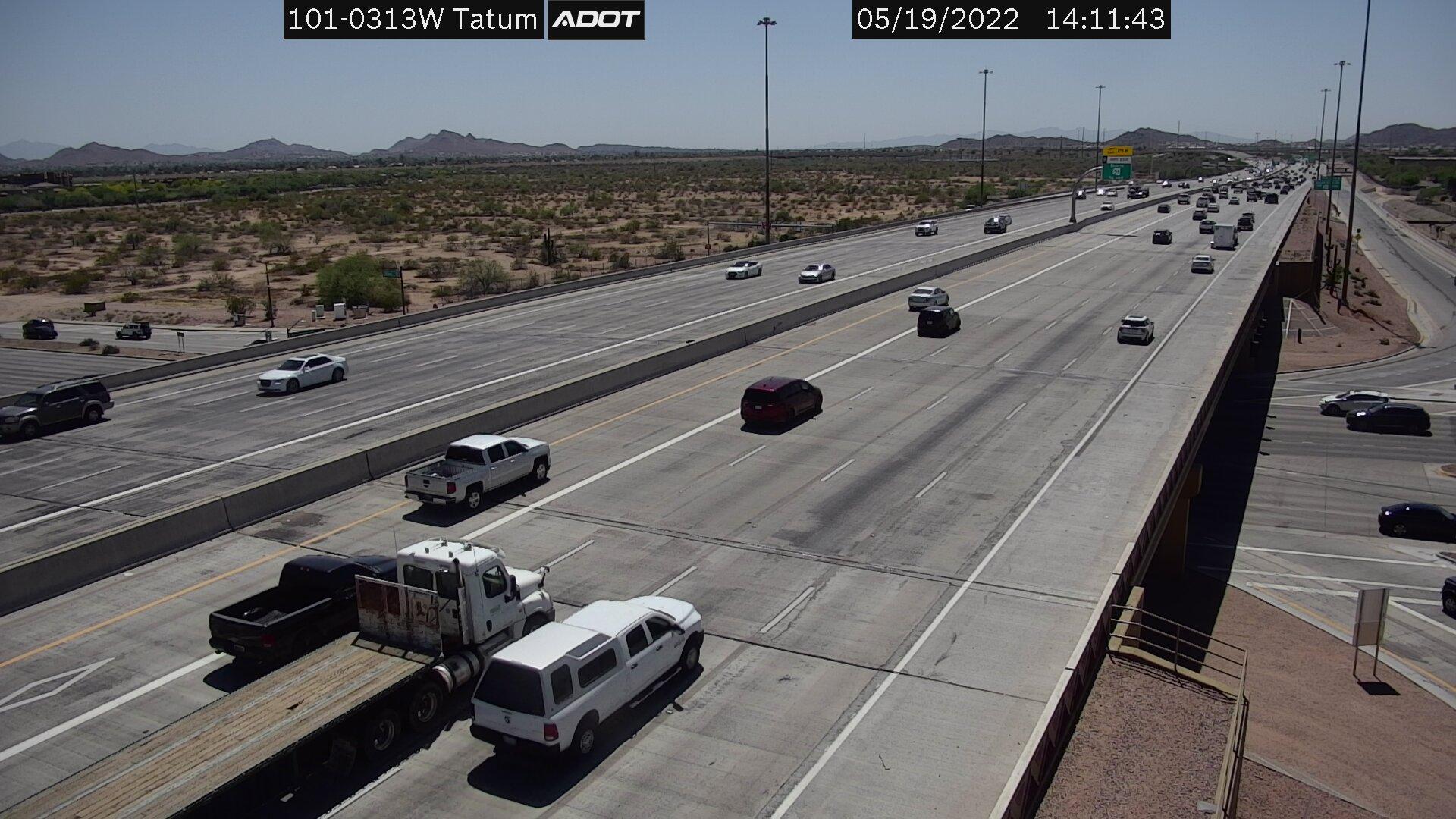 L101 WB Tatum Blvd WB (L101) (123) - Phoenix and Arizona