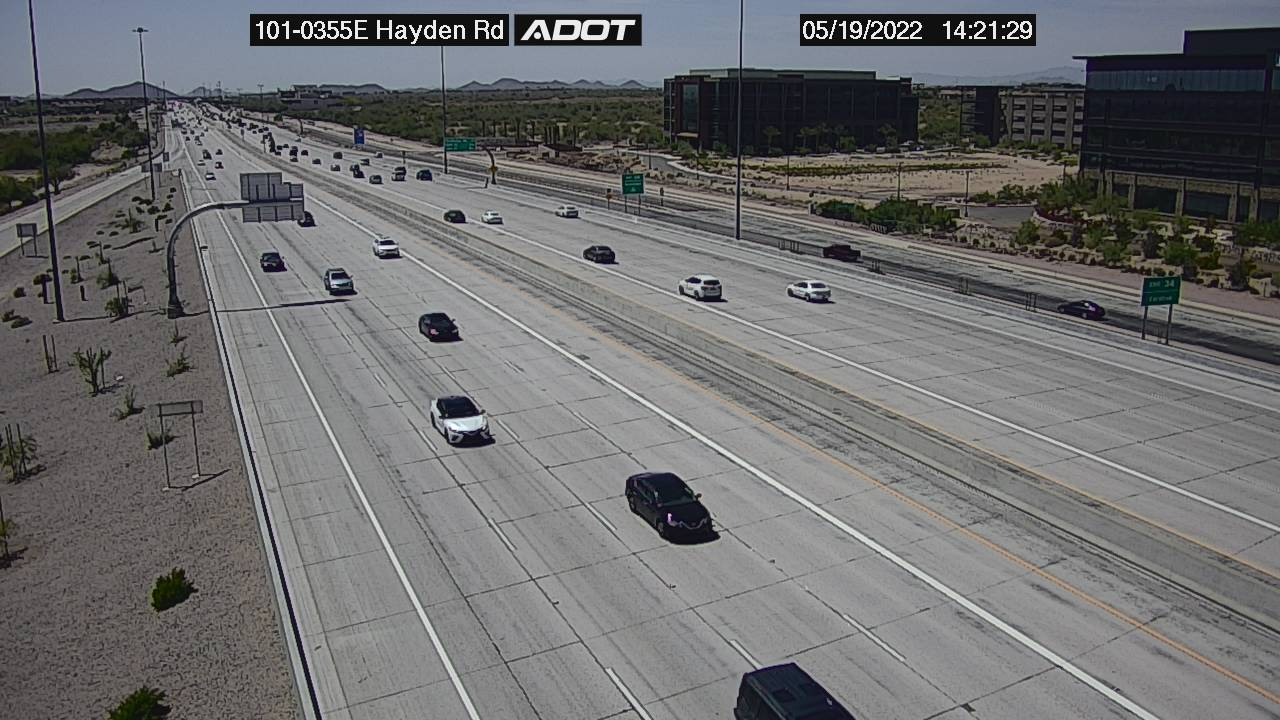 L101 EB Hayden EB (L101) (127) - Phoenix and Arizona