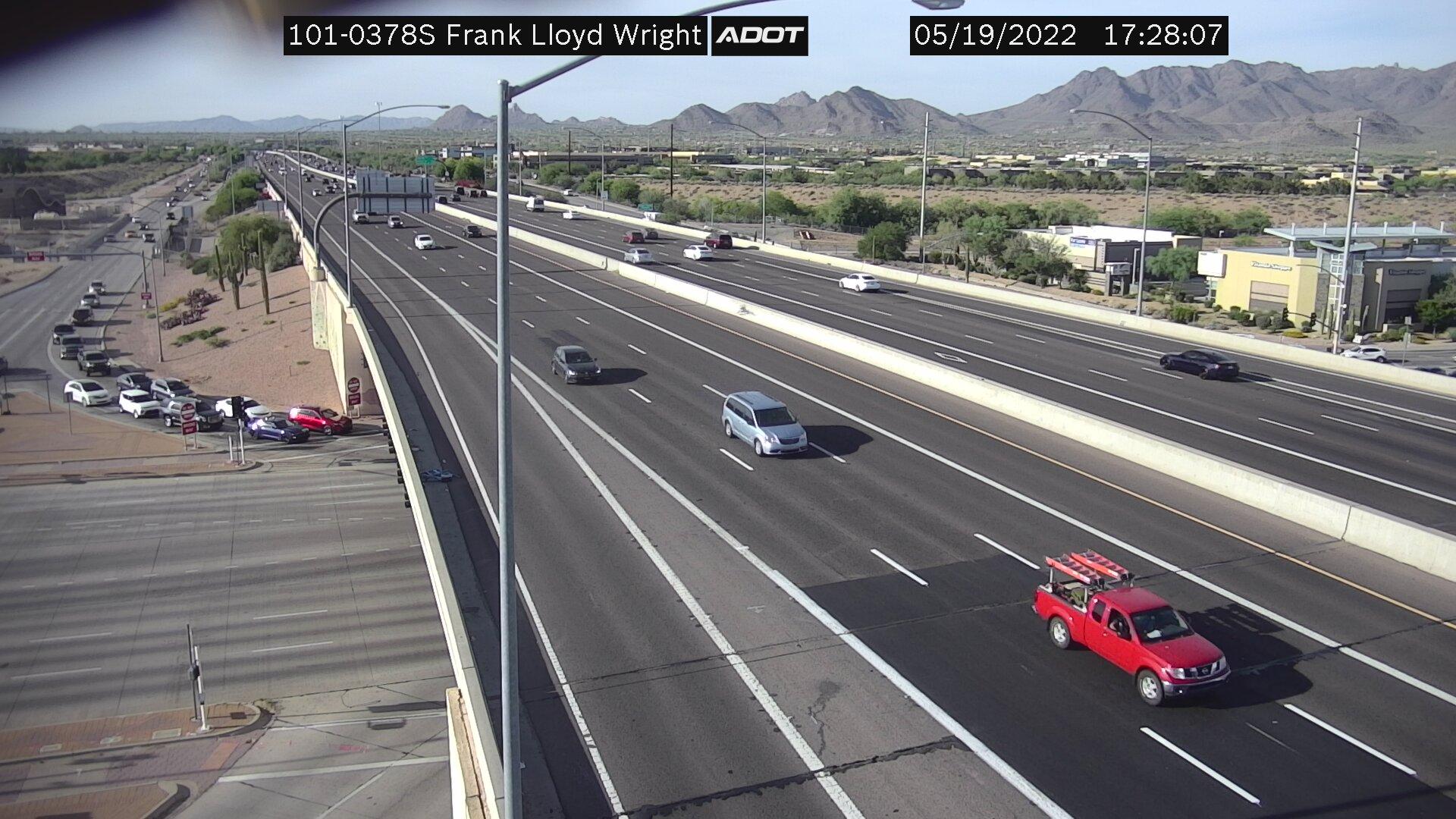 FLW Blvd SB (L101) (130) - Phoenix and Arizona
