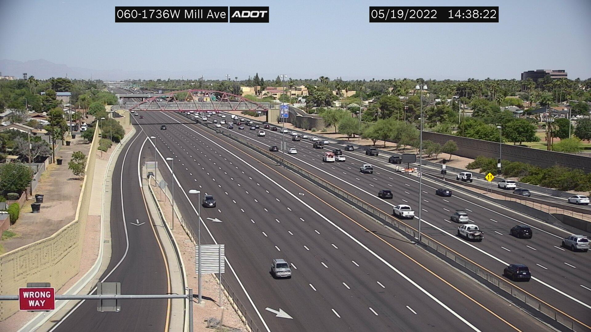 E of Mill WB (US60) (171) - Phoenix and Arizona