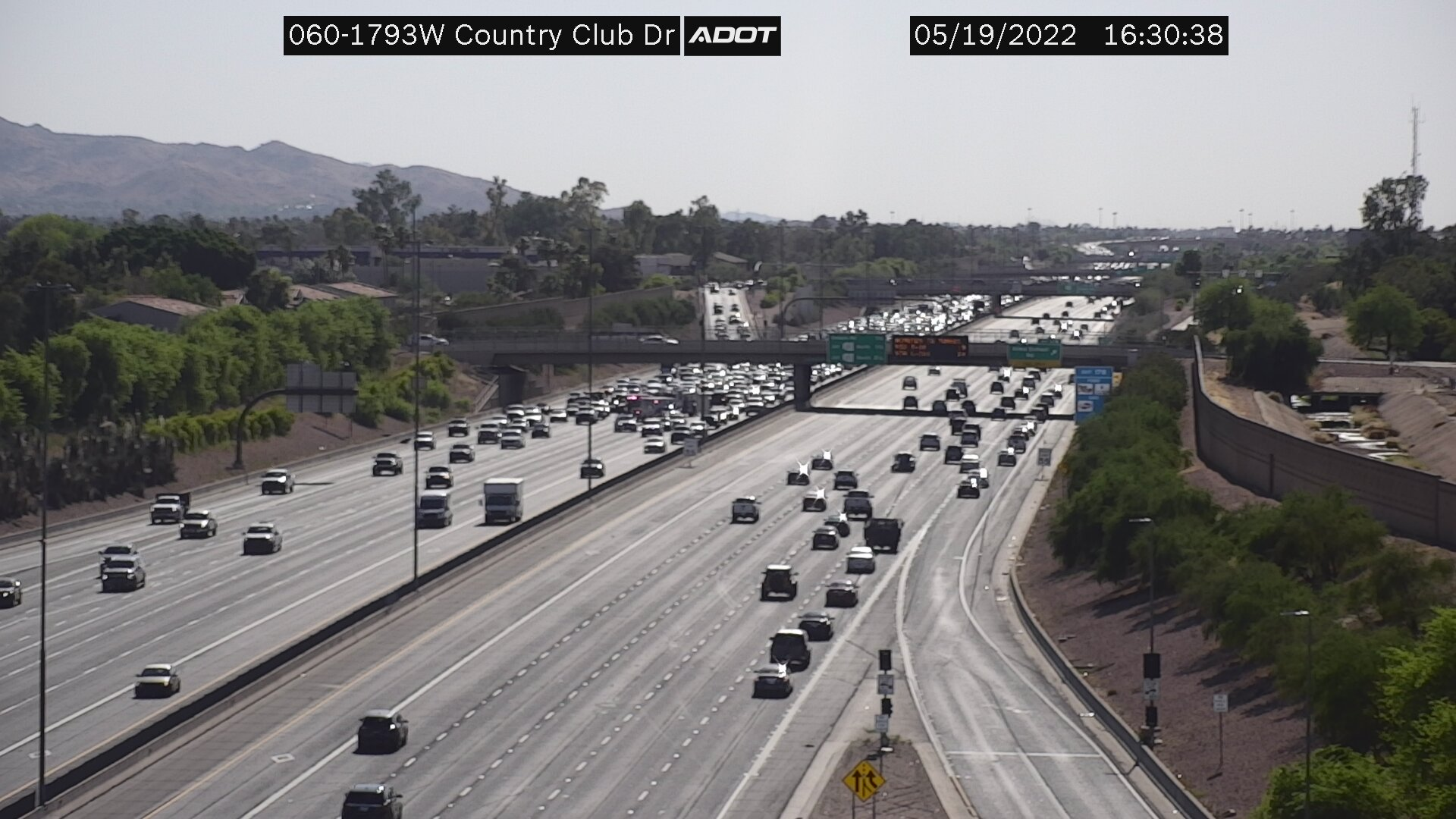 Country Club WB (US60) (179) - Phoenix and Arizona