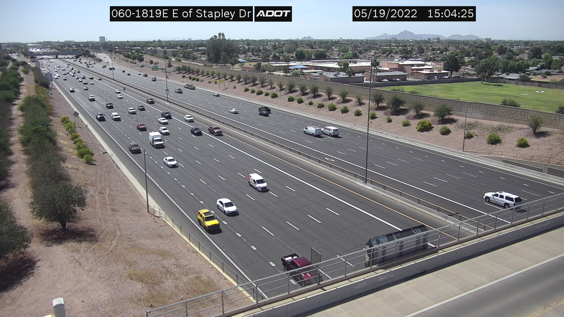 E of Stapley EB (US60) (182) - Phoenix and Arizona