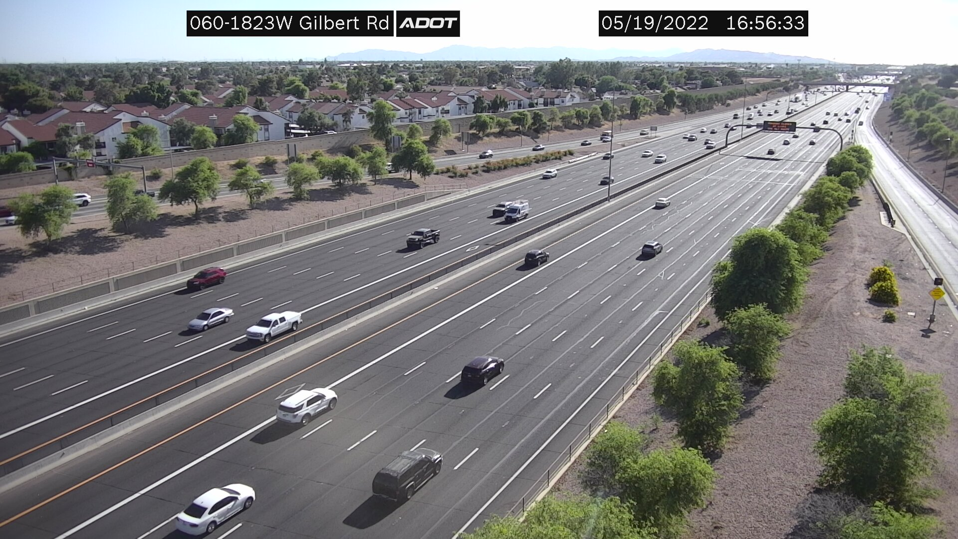 Gilbert WB (US60) (183) - Phoenix and Arizona
