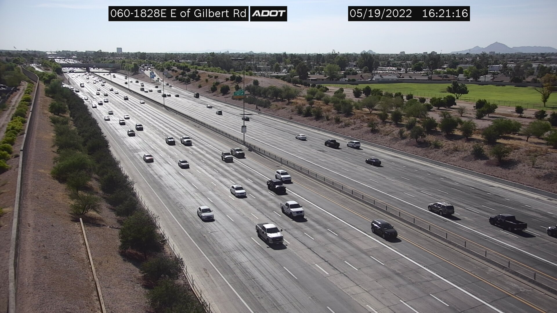 E of Gilbert EB (US60) (184) - Phoenix and Arizona