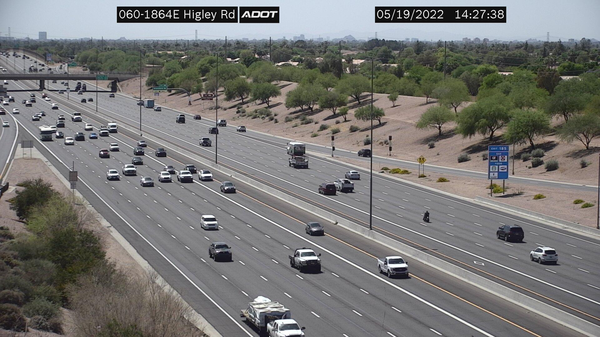 Higley EB (US60) (188) - Phoenix and Arizona