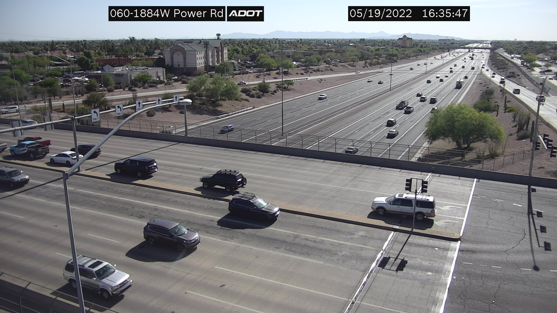 Power WB (US60) (190) - Phoenix and Arizona