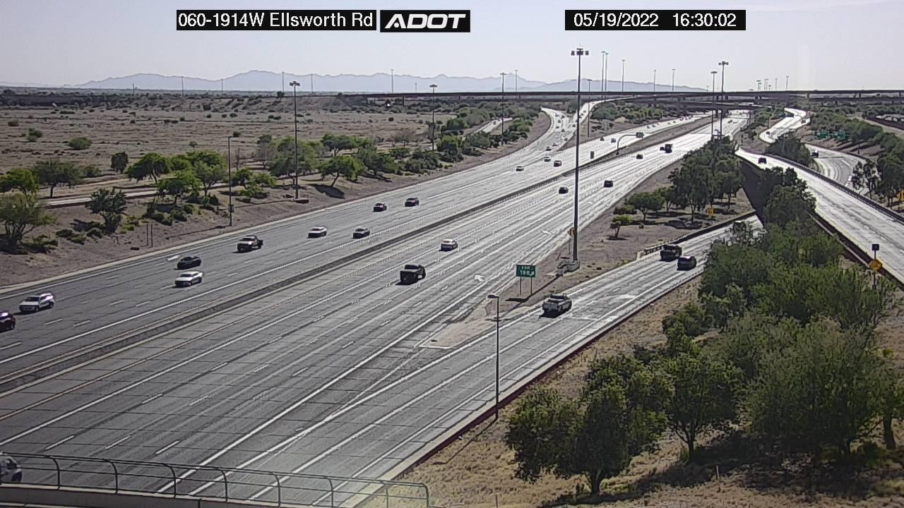 Ellsworth WB (US60) (194) - Phoenix and Arizona