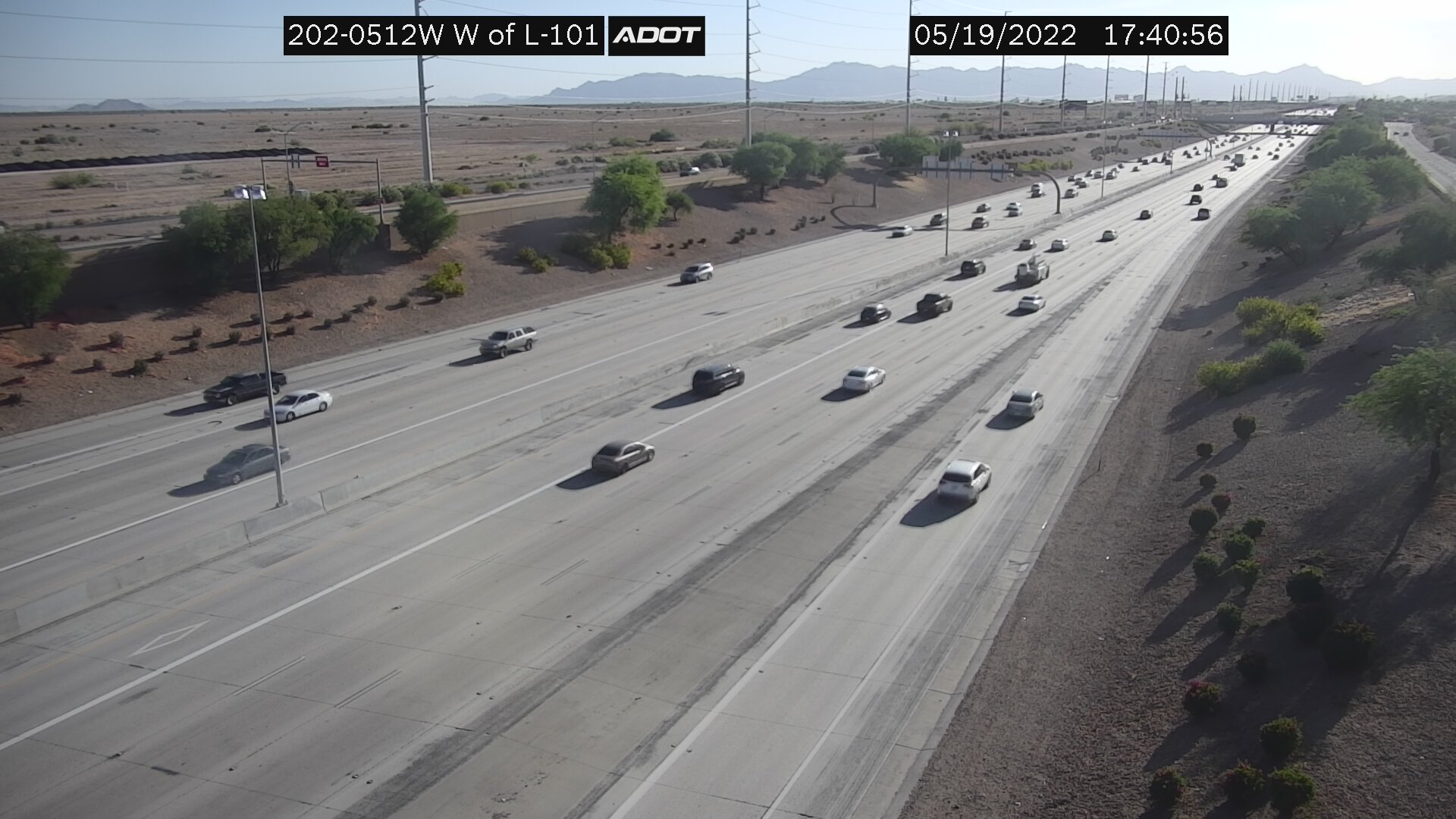 W of L-101 WB (L202) (222) - Phoenix and Arizona