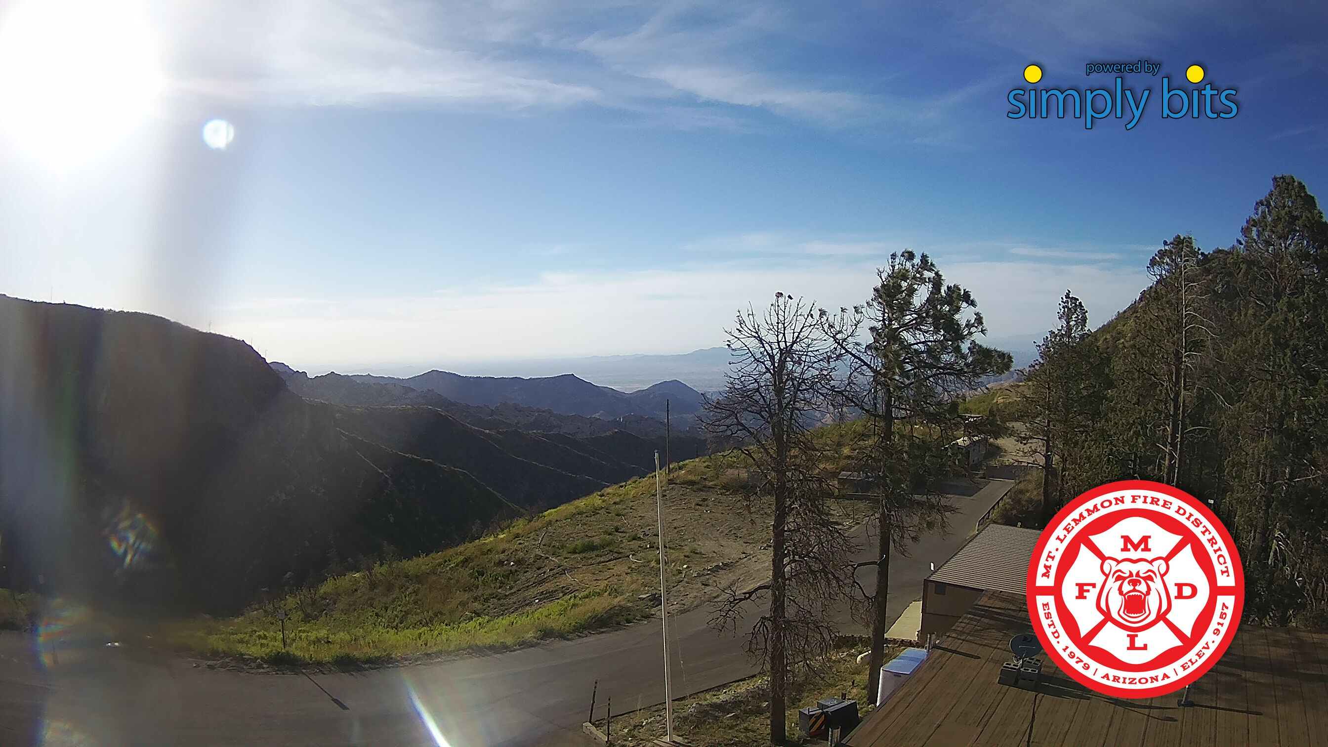 Mount Lemmon Fire Department 2 - Phoenix and Arizona
