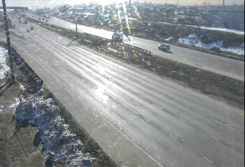 I-76 - I-76  006.45 WB : 0.4 mi W of I-270 - Traffic on lanes closest to camera moving East - (10414) - Denver and Colorado