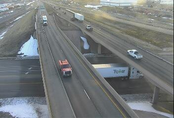I-76 - I-76 004.20 WB @ Pecos St - Traffic closest to camera moving West - (13809) - Denver and Colorado