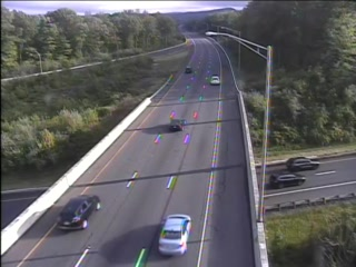 CAM 109 Cromwell I-91 SB Exit 22N - Rt  9 (Traffic closest to the