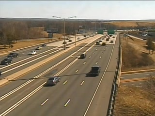 CAM 78 Windsor I-91 SB Exit 34 - Rt. 159 (Windsor Ave.) (Traffic closest to the camera is traveling SOUTH) - Connecticut