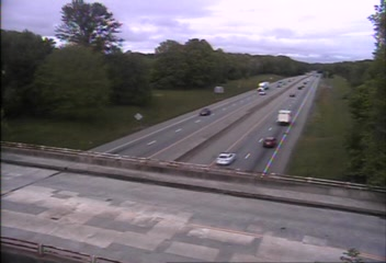 CAM 147 Madison I-95 NB S/O Exit 61 - Willwood Ave. (Traffic closest to the camera is traveling NORTH) - USA