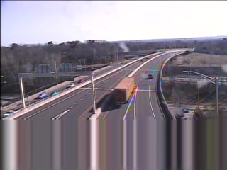 CAM 76 Windsor I-291 EB I-291 @ Exit 2A - Exit 1 (Rt. 218) (Traffic closest to the camera is traveling EAST) - Connecticut