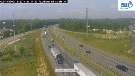I-95 : SR 204 (N) (13184) - Atlanta and Georgia