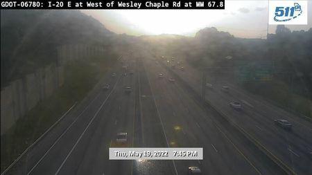 I-20 : GA 1 / US 27 (W) (9295) - Atlanta and Georgia