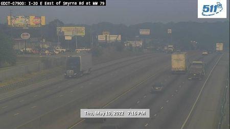 SR 138 : I-675 SB RAMP (E) (10480) - Atlanta and Georgia