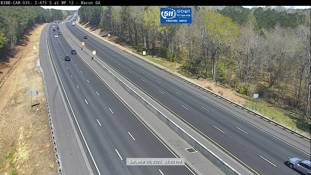I-475 : N OF COLARPARCHEE RD (S) (6031) - Atlanta and Georgia