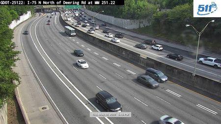 I-95 : SR 40 (N) (13174) - Atlanta and Georgia
