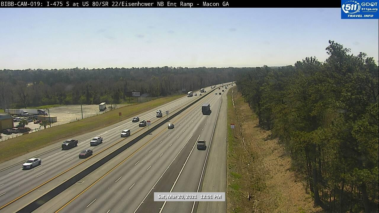I-475 : US 80 ENT RAMP (S) (6010) - Atlanta and Georgia
