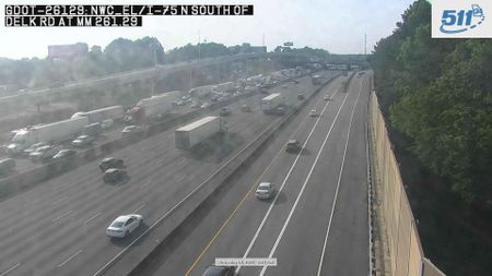 I-475 : 2 MI S OF ESTES RD (S) (6032) - Atlanta and Georgia