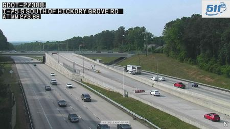 I-475 : ZEBULON RD (S) (6026) - Atlanta and Georgia