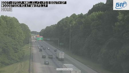 I-85 : SR 51 / Old Federal Road (S) (13323) - Atlanta and Georgia