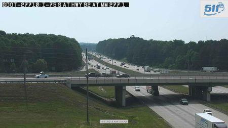 I-20 : SR 20/SR 138  (W) (13070) - Atlanta and Georgia