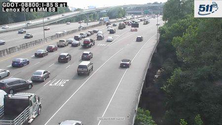 I-475 : AT I-75 S Split (S) (6850) - Atlanta and Georgia
