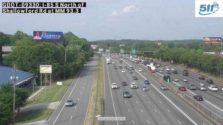 I-475 : MILE POST 2 (N) (6005) - Atlanta and Georgia