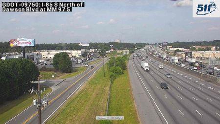 SR 138 / McDonough Rd : Old McDonough Rd (E) (13361) - Atlanta and Georgia