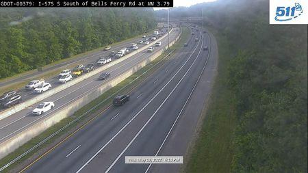 I-85 : TROUP CO WEIGH STATION (S) (12952) - Atlanta and Georgia