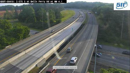 I-475 : US 41 (S) (6036) - Atlanta and Georgia