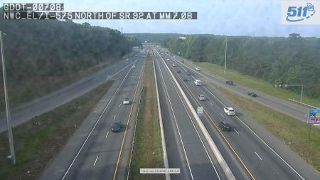 US 78 : W OF JULIETTE RD (W) (5312) - Atlanta and Georgia