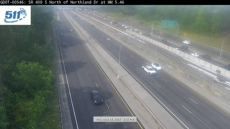 Sandy Plains Rd : Wigley Rd (N) (12916) - Atlanta and Georgia