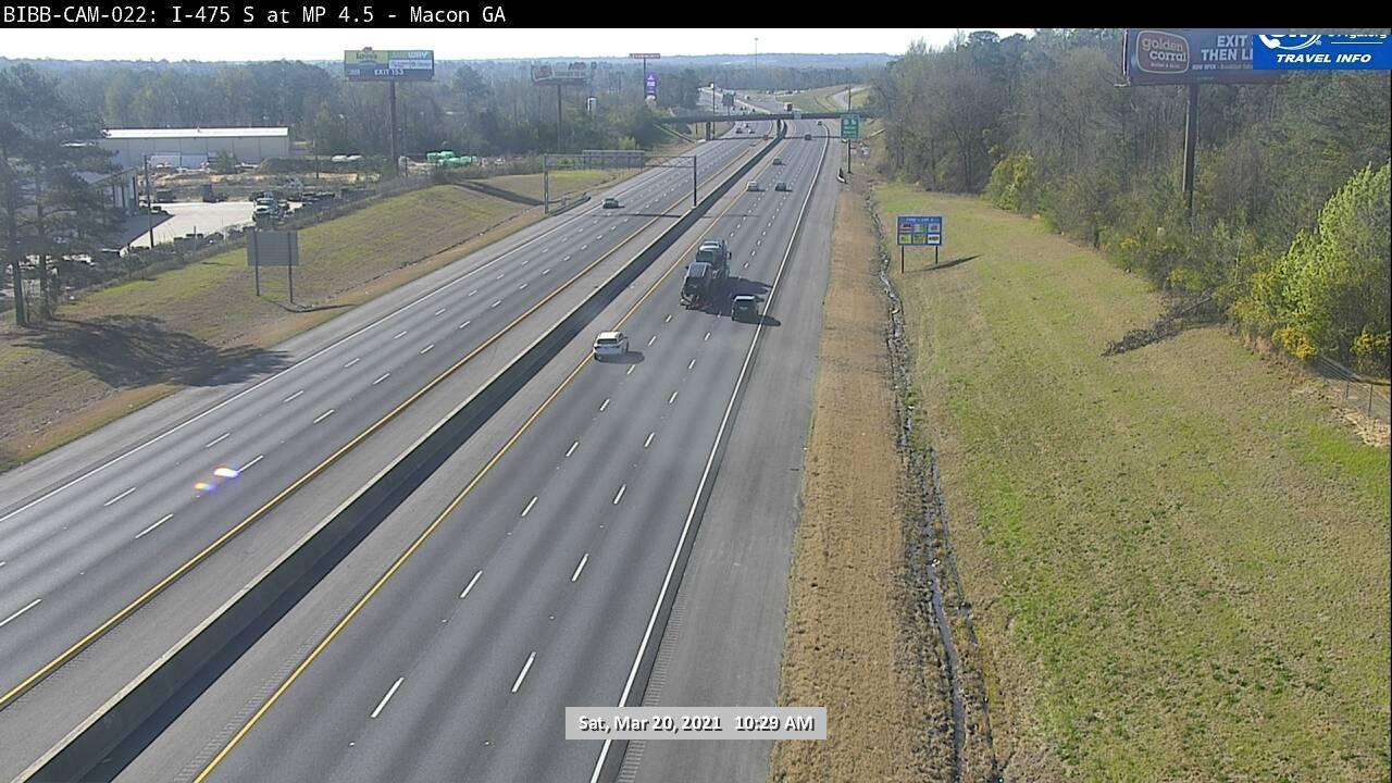 I-475 : MILE POST 4.5 (S) (6013) - Atlanta and Georgia