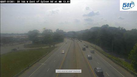 SR 6 : I-20 WB Ramp (W) (13090) - Atlanta and Georgia