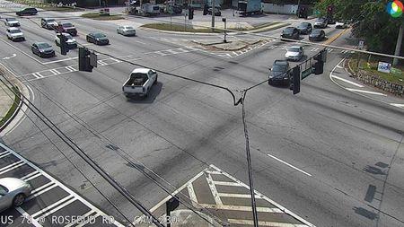 SR 138 : Mt Zion Rd (S) (10477) - Atlanta and Georgia