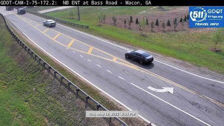 I-475 : 1 MI S OF ESTES RD (S) (6033) - Atlanta and Georgia