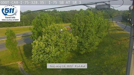 SR 141 / Peachtree Rd : Lanier Dr (N) (8835) - Atlanta and Georgia