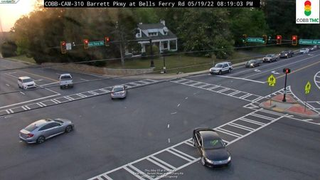 SR 13 / Buford Hwy : Hawk#10 (N) (13213) - Atlanta and Georgia