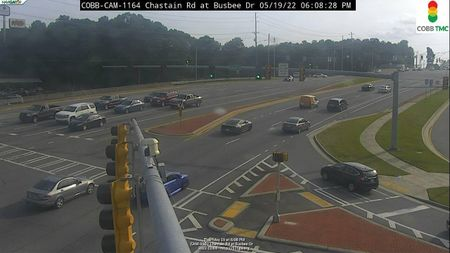 Terrell Mill Rd : Lower Roswell Rd (E) (7326) - Atlanta and Georgia